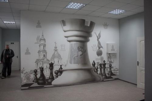 3Д роспись стен от студии «Арон Оноре»