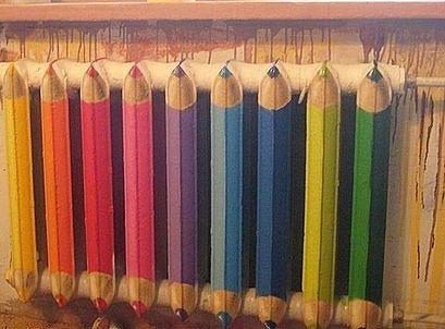 Как замаскировать радиатор под роспись? Декоративные радиаторы от Арона Оноре