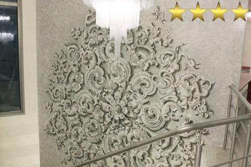 Декоративный орнамент на стену