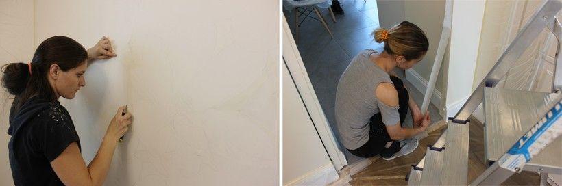 как правильно подготовить стены под роспись